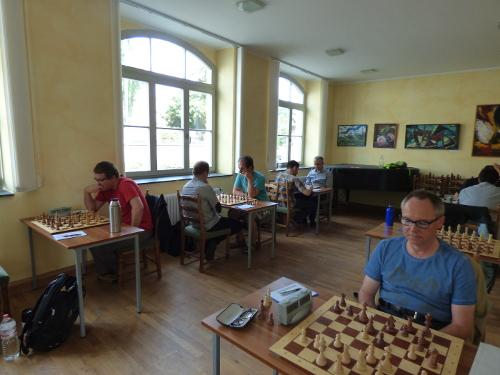 Mannschaftssport Schach