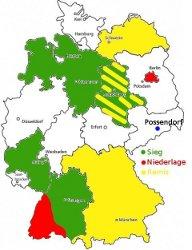 Die Schlachten der Grundschule Possendorf